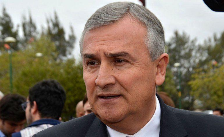 El gobernador Morales le pidió al Gobierno medidas para salir de la trampa mortal de la inflación