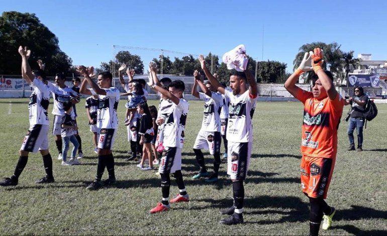 Cuyaya perdió 3 a 0 ante Central Norte de Salta en el primer cruce de play off
