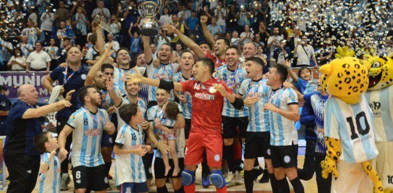Argentina venció a Brasil y se consagró campeón Mundial de Futsal