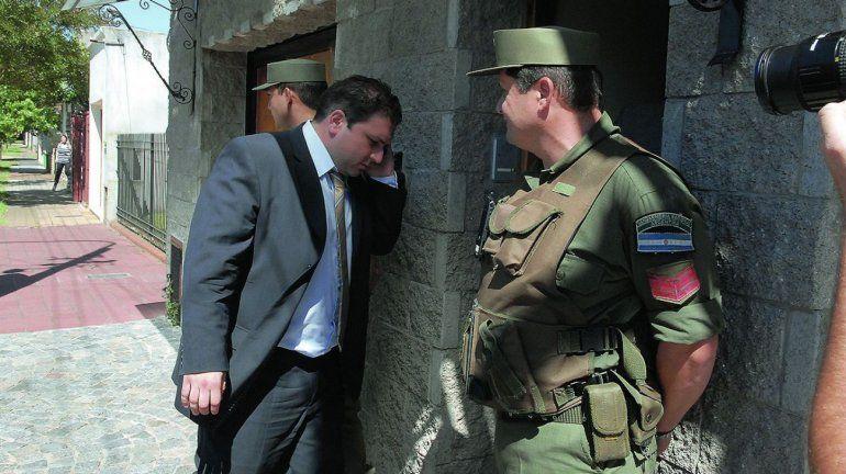 Un fiscal pidió testificar como arrepentido en la causa de espionaje ilegal