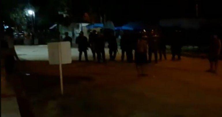 Aguas Blancas: Brutal enfrentamiento entre pasadores de Coca y Gendarmería