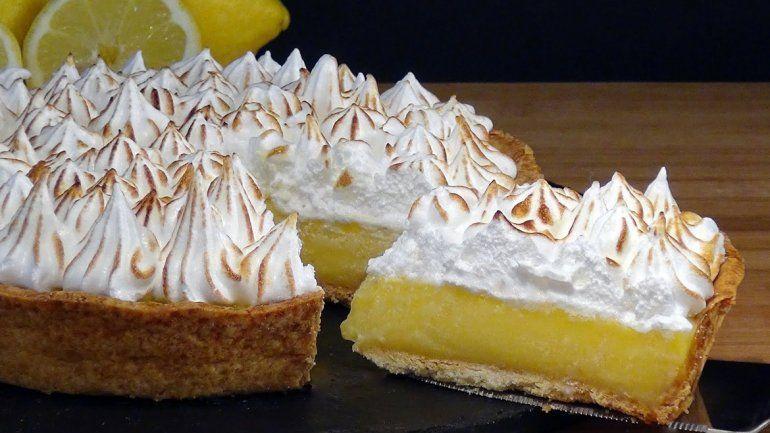 ¡Tentadora receta del Lemon Pie perfecto!