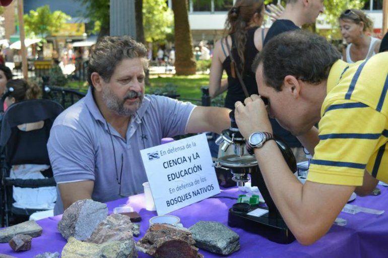 Hoy se realizará la tercera edición de la Feria de Ciencias