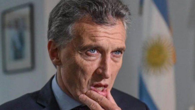 Mauricio Macri: Los mercados hoy dudaron de la Argentina