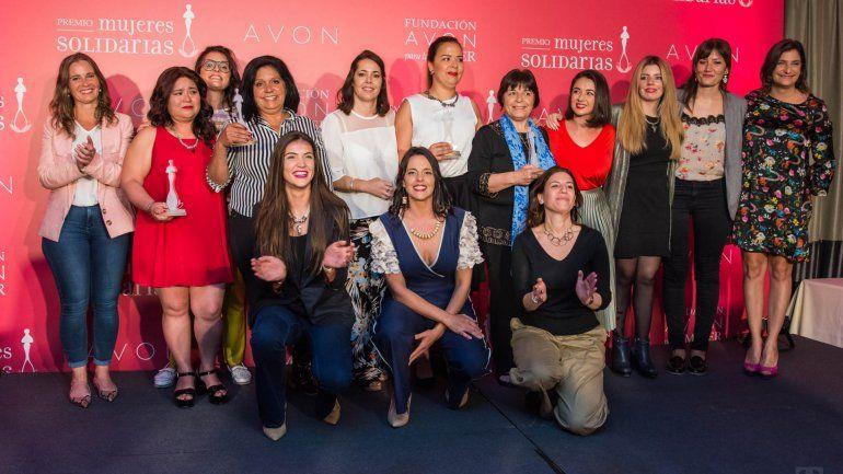 Conocés a alguna Mujer Solidaria para destacar, nominala