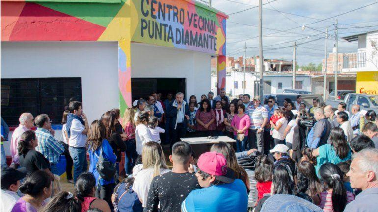 Asisten a 15 familias de El Chingo, Punta Diamante y Belgrano