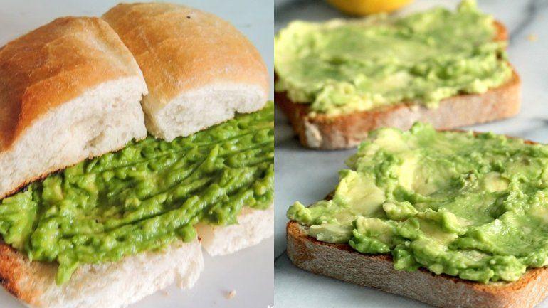La droga verde: estudios revelan que el pan con palta genera adicción