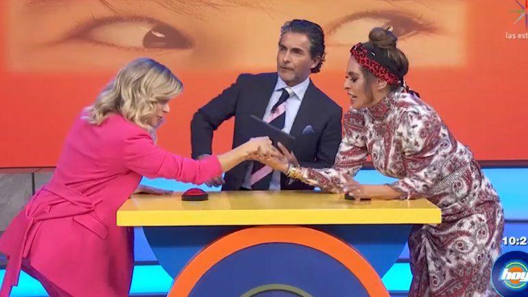 Laura Fernandez debutó en la TV mexicana bailó sensual, probó chile y la ¡amaron!