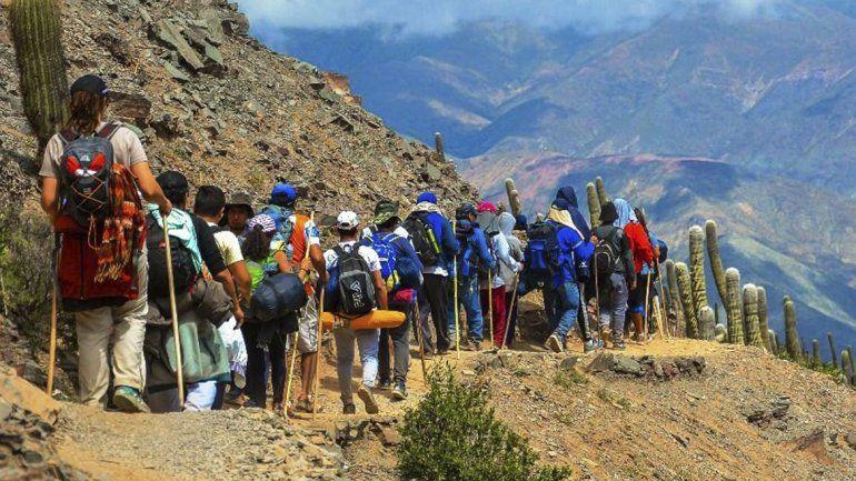 La Mamita del Cerro llegará a Tumbaya después de las 20