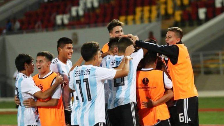 Sudamericano Sub 17: Se definió el horario de Argentina-Ecuador