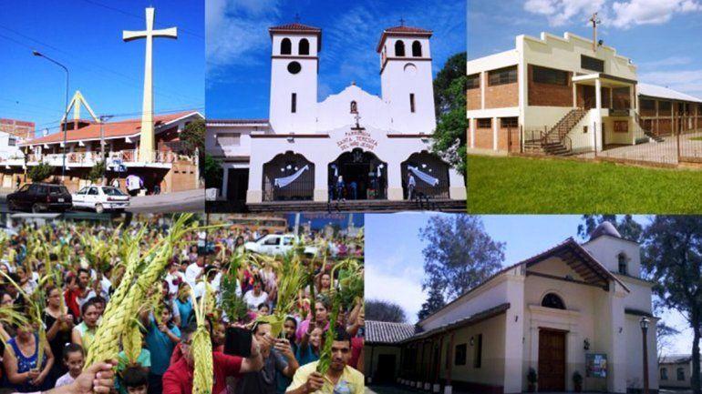 Domingo de Ramos en Jujuy: mirá el horario de las misas iglesia por iglesia