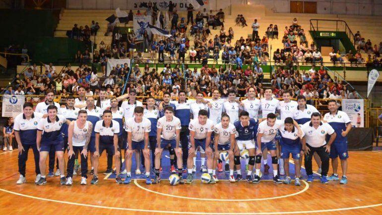 La Fundación Jujuy Voley perdió ante Ateneo y el título quedó en Catamarca