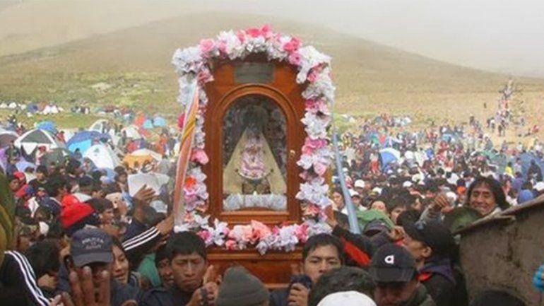 Virgen del Abra de Punta Corral: conocé la  historia de su devoción