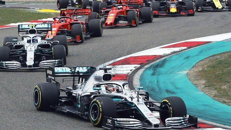 Suspendieron el Gran Premio de Fórmula 1 de China por el coronavirus