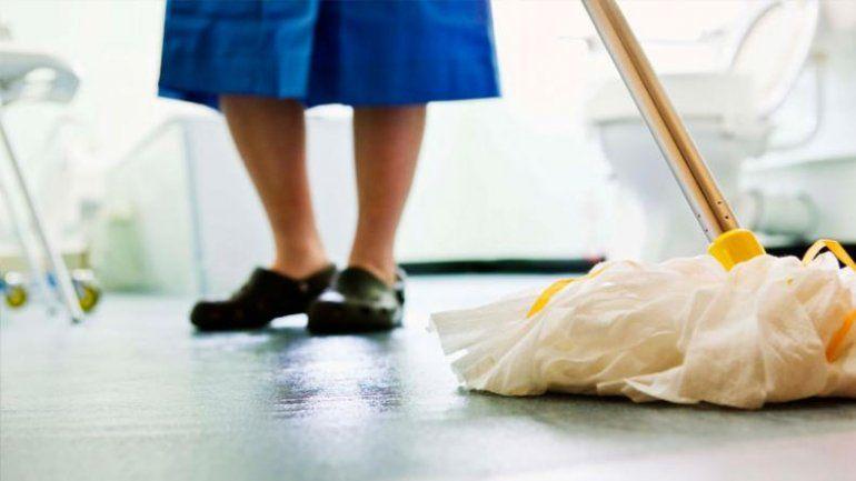 Desde hoy rige el aumento de 15% para el personal doméstico