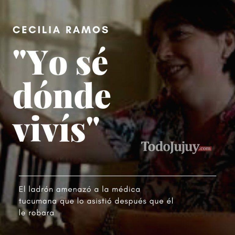Yo sé dónde vivís, le dijo un ladrón a la médica que lo socorrió en Tucumán