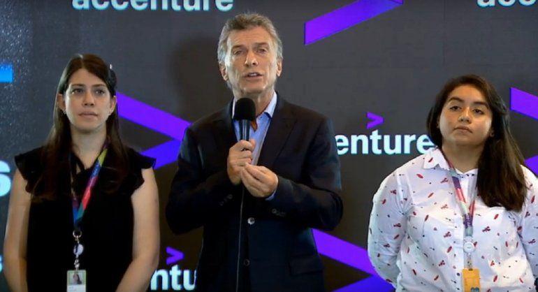 Macri habló del pico de inflación de marzo: Esperamos avanzar hasta erradicarla