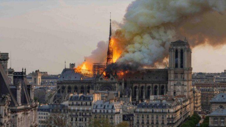 Tras el desastre en la catedral hay dudas sobre la resistencia de la estructura