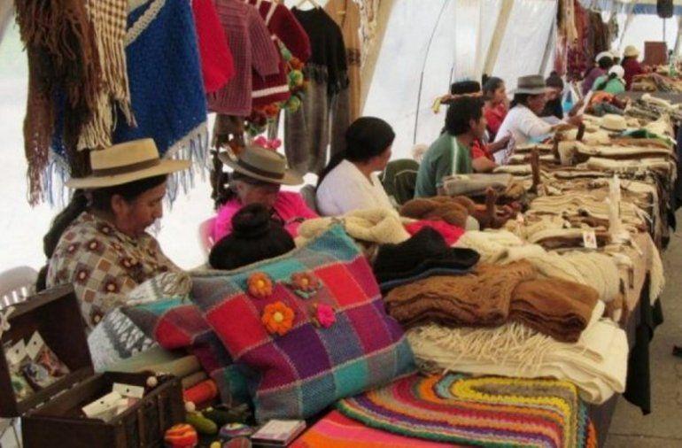 En la Plaza Vilca, se llevará adelante la Feria de Auténticas Artesanías Jujeñas
