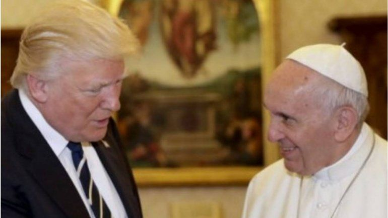 Trump y el Papa hablaron sobre Venezuela y cómo favorecer una transición democrática