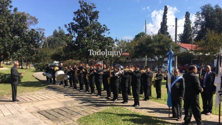 Se realizó el acto por el aniversario de la fundación de San Salvador de Jujuy