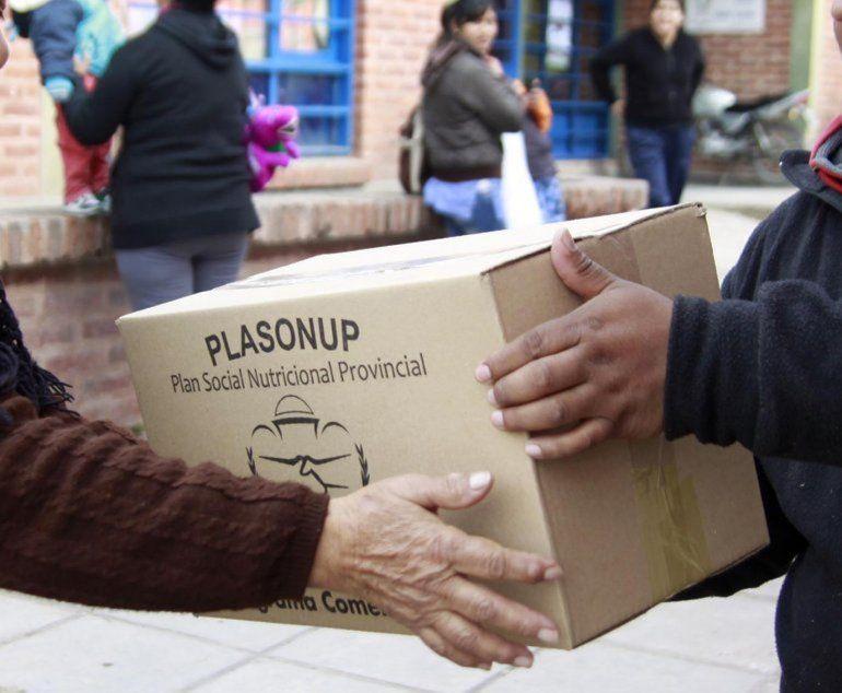 Yungas y Valles: desde hoy entregan unidades alimentarias