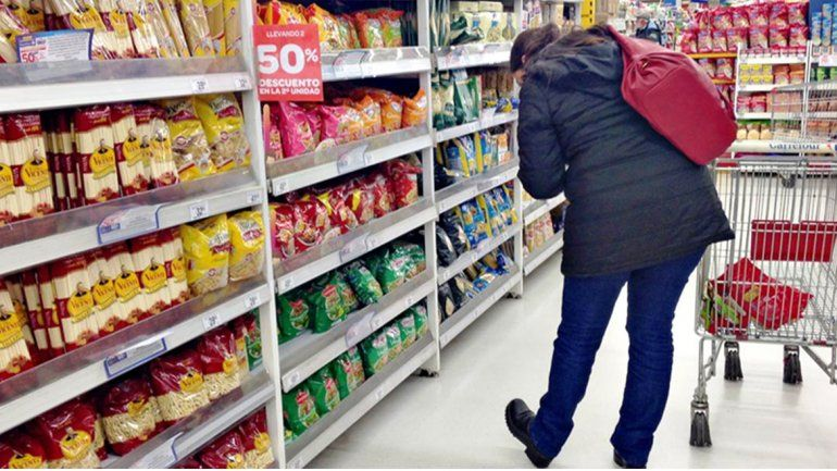 La inflación de julio fue la más baja del año: llegó a 2,2%