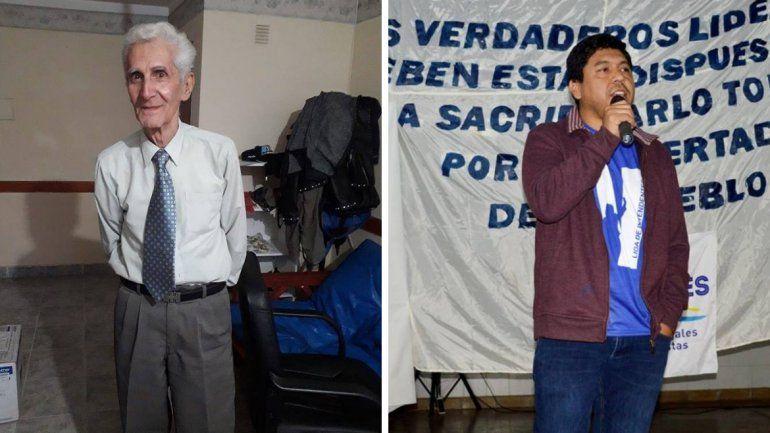 El PJ ratificó la fórmula Ferreyra- Mendieta para buscar la gobernación en las elecciones de junio