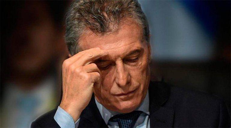 Macri: El riesgo país sube porque en el mundo hay miedo de que los argentinos quieran volver atrás