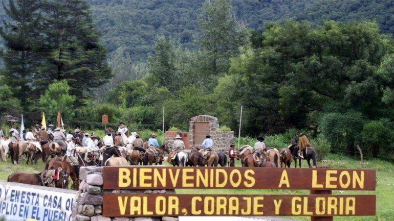 Día Grande de Jujuy los actos oficiales en León