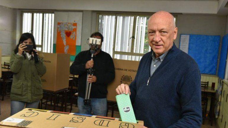 Antonio Bonfatti es el candidato más votado en las primarias