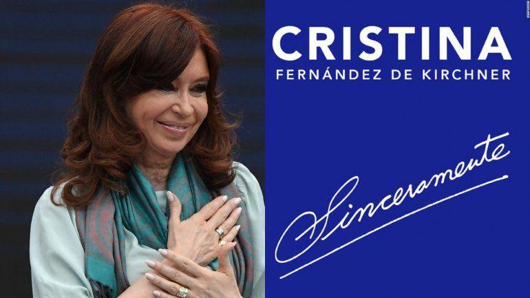 Quieren embargar las ganancias de las ventas del libro de Cristina