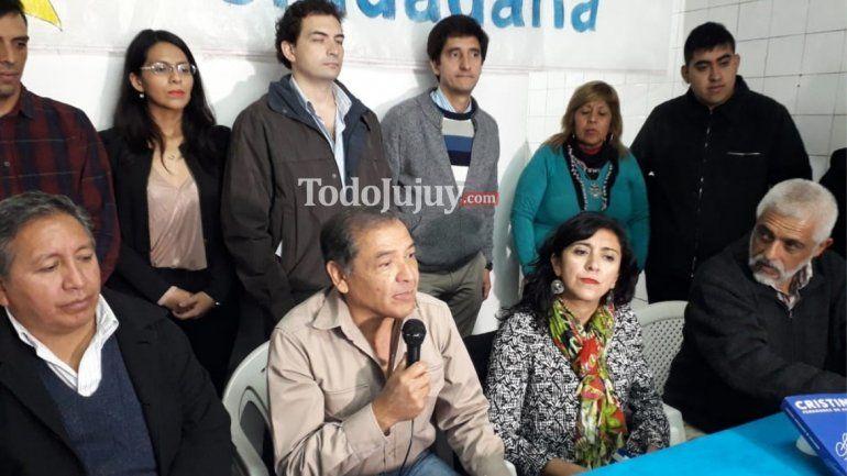 Unidad Ciudadana Jujuy presentó a los candidatos para el 9 de junio