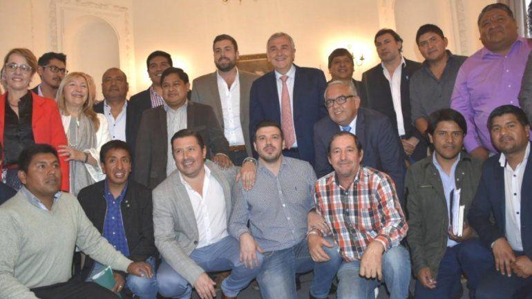 Apoyo financiero por casi 24 millones de pesos a comunas del interior
