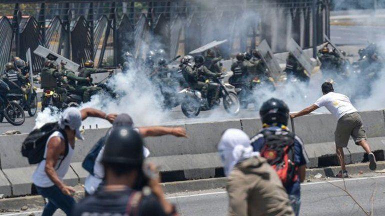 Guaidó llamó a más movilizaciones y la Operación Libertad entra en una nueva etapa