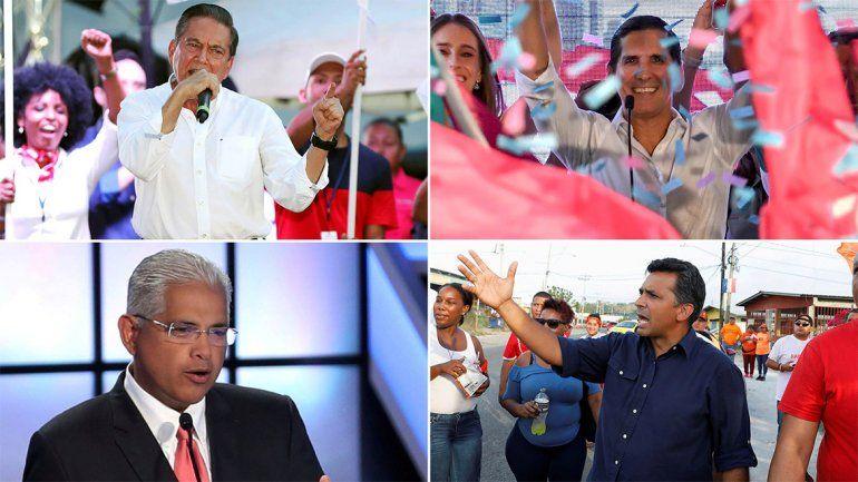 Panamá elige presidente en medios de problemas económicos y sociales