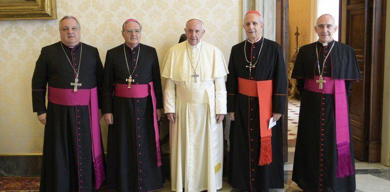 La Iglesia respaldó el intento de acuerdo entre el Gobierno y la oposición