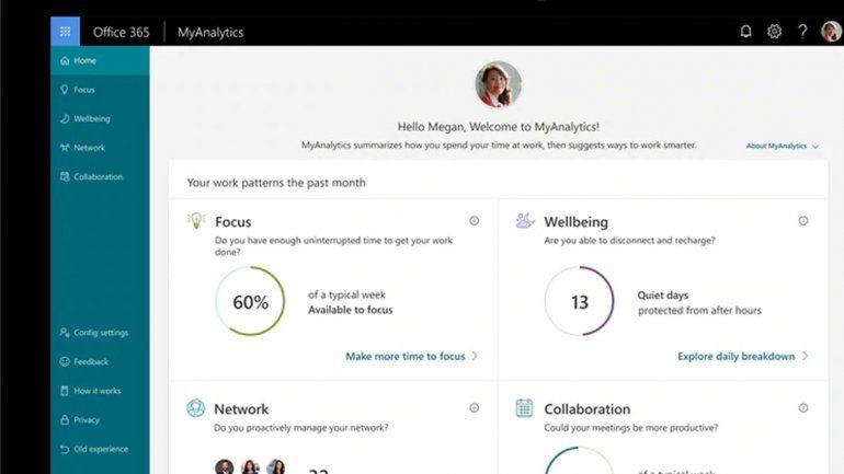 Un programa de Microsoft ayuda a equilibrar vida laboral y personal