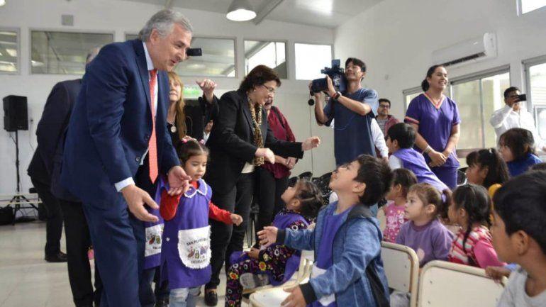 Inauguraron dos nuevos Jardines en San Pedro de Jujuy