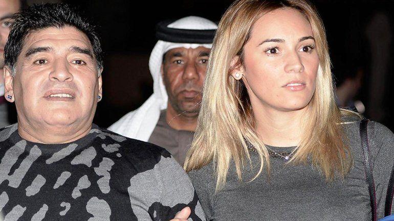 Rocío Oliva demanda por una cifra millonaria a Diego Maradona