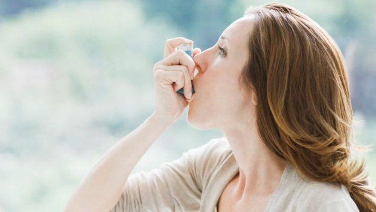 Día Mundial del Asma: el 6% de los argentinos lo padecen