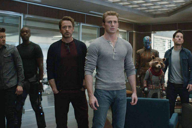 ¡Van por todo! Los Avengers superan a Titanic en recaudación