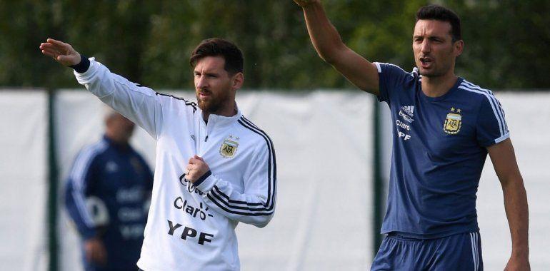 ¿Cuándo llega Lionel Messi al país para unirse a la Selección Argentina?