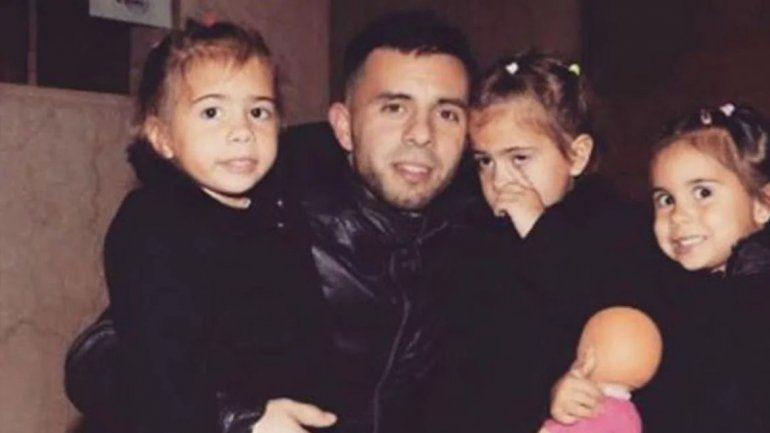 Matías Defederico se reencontró con sus hijas ¿y le tiró un palito a Cinthia Fernández?