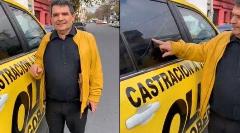 Balearon la camioneta del diputado Alfredo Olmedo: Parece que me quieren callar, dijo