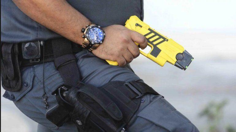 Pistolas eléctricas Taser