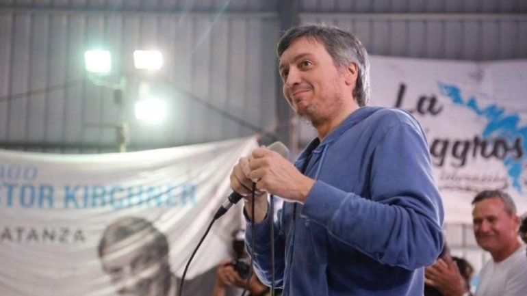 La irónica respuesta de Máximo Kirchner a los puntos de Macri