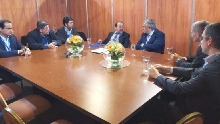Alianza jujeño-boliviana para el desarrollo del litio