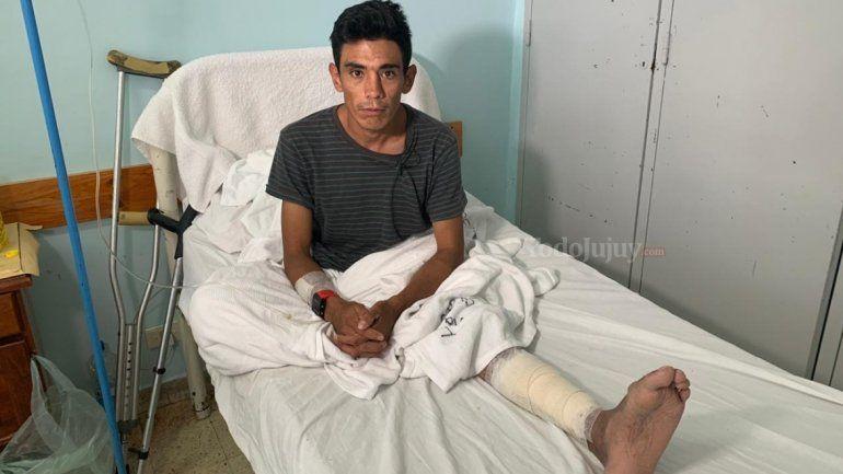 Maique huyó de Venezuela, recorrió 6 países y en Jujuy encontró corazones abiertos