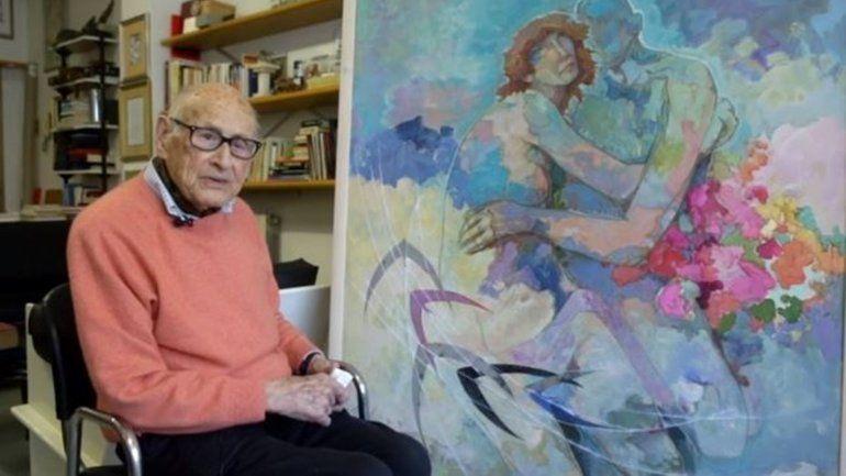 A sus 107 años, este italiano es youtuber y la rompe en redes sociales